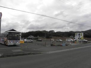 平成15年(2003)に田んぼを借りて増設した3番目の駐車場。